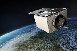 EnMAP is a German hyperspectral satellite mission for earth observation. Imaging spectrometers measure the solar radiation reflected by the earth's surface from visible light right through to shortwave infrared. These allow statements to be made regarding the state of the earth's surface and any visible changes. The mission is due to be launched in 2018 and will continue for five years.