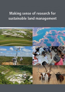 Research for Practical Application in Land Management Photo: WOCAT