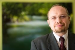 Energie- und Umweltökonom Erik Gawel