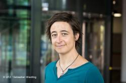 Dr. Annika Jahnke Foto: UFZ / Sebastian Wiedling