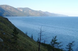 Lake Baikal is not only the oldest and largest lake on Earth, but also the deepest at over 1,500 metres in depth. Photo: UFZ / Till Luckenbach