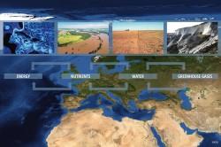 Ein flexibles und mobiles Messsystem zur Erdbeobachtung ist Ziel des Forschungsprojektes MOSES. Foto: NASA / ESKP