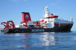Research Vessel Sonne Photo: M Hartig / Meyer Werft