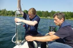 Untersuchungen der Wasserqualität