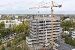 UFZ-Neubau im Wissenschaftspark an der Torgauer Straße in Leipzig Foto: Michael Moser Images