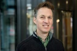Prof. Stan W. Harpole Foto: Sebastian Wiedling / UFZ