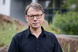 Prof. Francois Buscot Photo: Sebastian Wiedling / UFZ