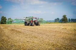 Nährstoffeinträge in das Grundwasser infolge stickstoffhaltiger Düngung sind in Europa vielerorts ein Problem.