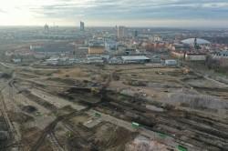 """Unter dem Namen """"Leipzig 416"""" soll hier das größte innerstädtische Stadtquartier Leipzigs entstehen."""