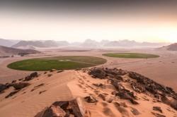 Bewässerungssysteme in Jordanien