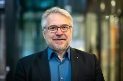 Prof. Dietrich Borchardt Foto: Sebastian Wiedling / UFZ